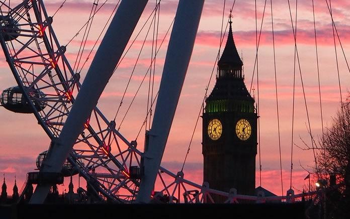 london eye vista