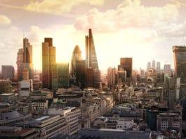 skyline londra