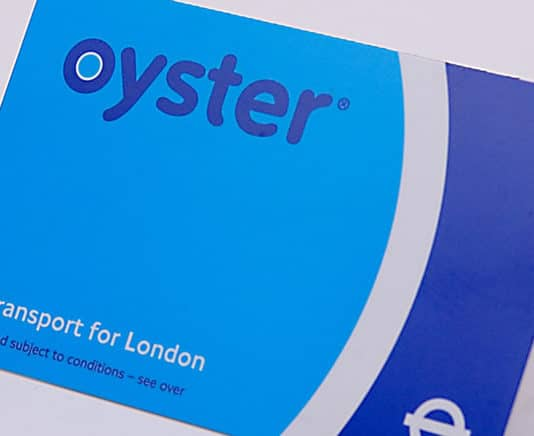 la oyster card
