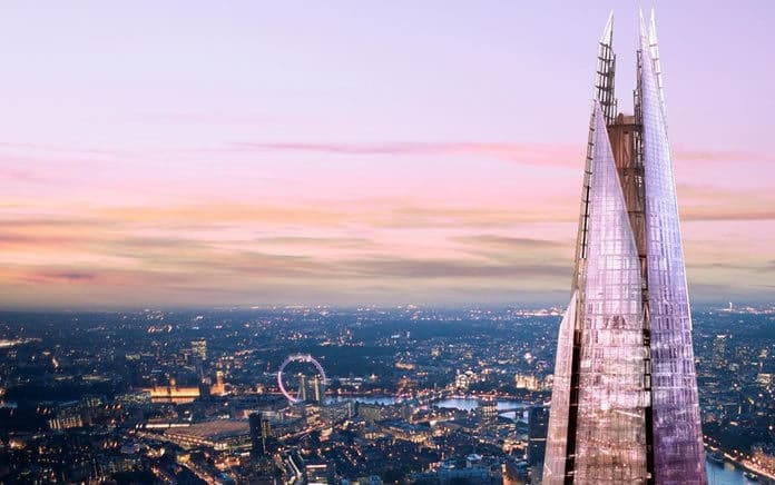 the shard londra